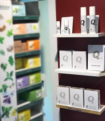 Unsere Produkte erhalten Sie auch in Ihrer Apotheke