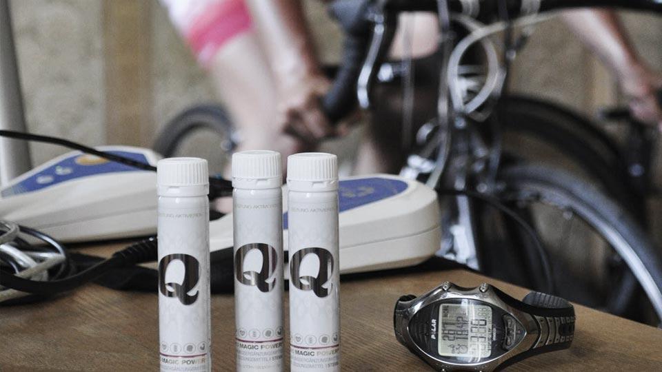 Q10 ideal auch für Sport