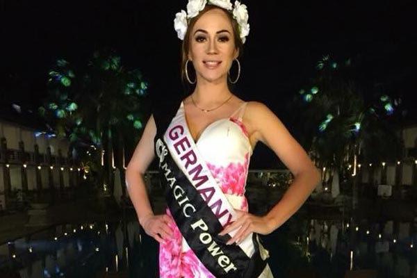 Nasti Bersch Anastasia – Miss Asia Pacific International Germany 2017