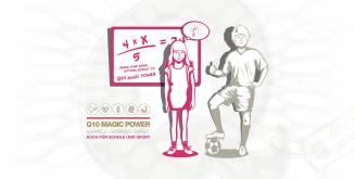 Q10 Magic Power Schule und Sport