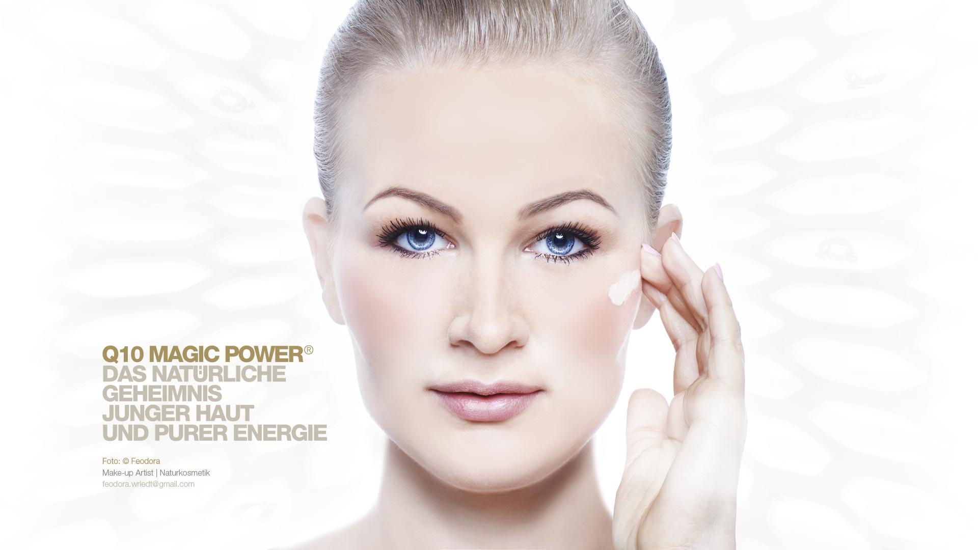 Q10 Magic Power Kosmetik