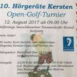 10. Hörgeräte Kersten Open-Golf-Turnier