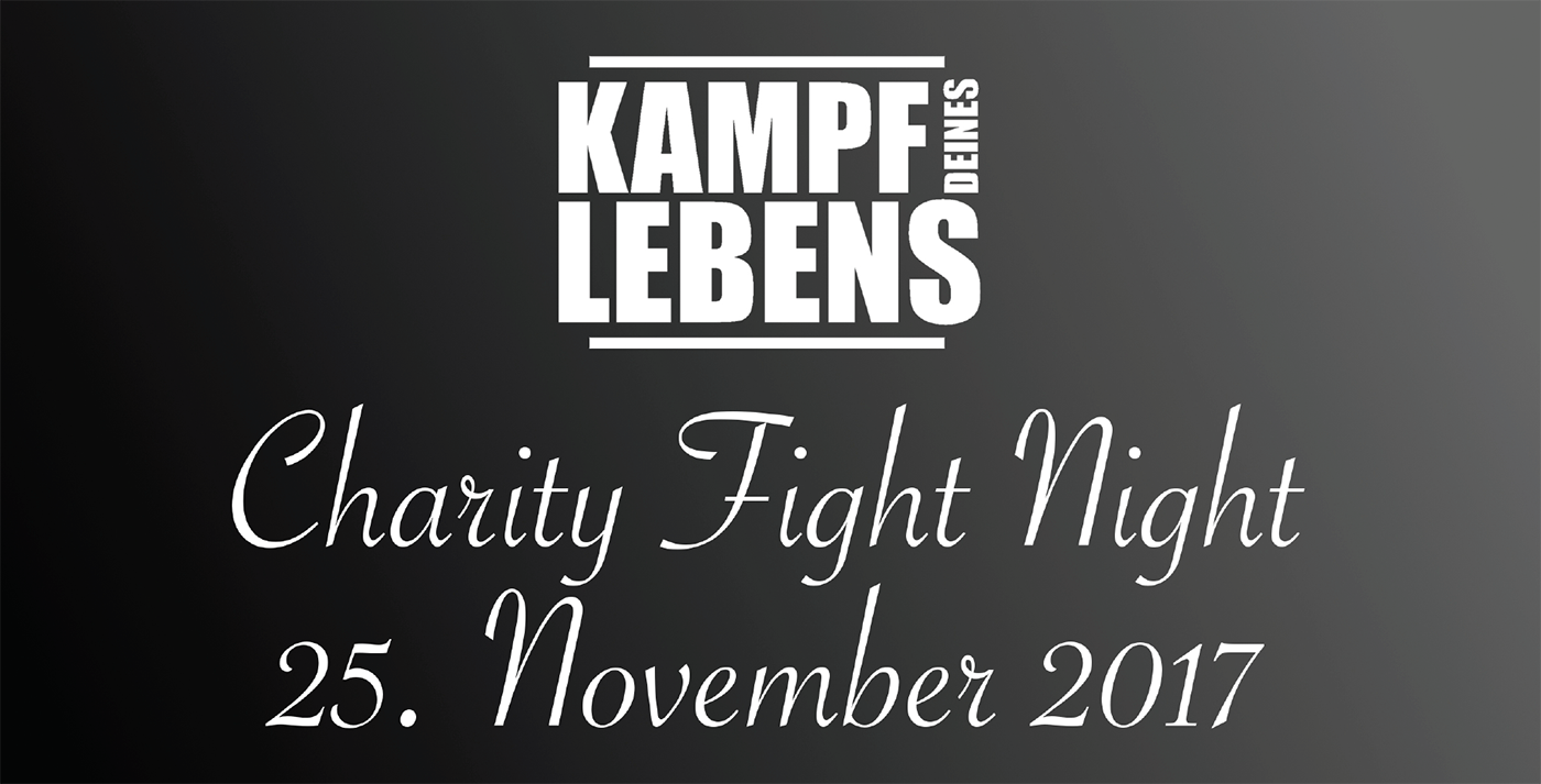 Charity Fight Night 25. November 2017