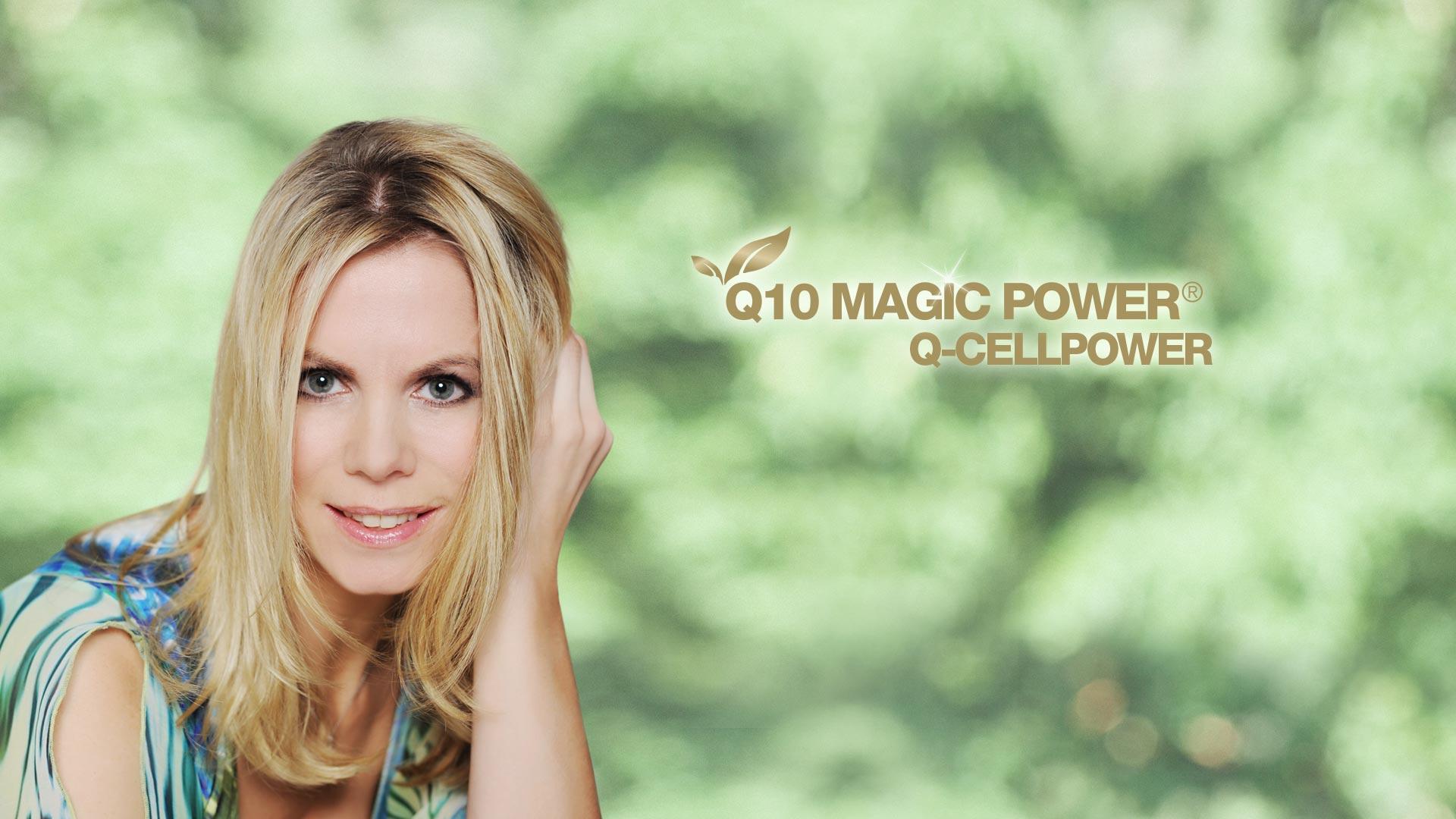 Q10 Magic Power® Q-Cellpower® Kosmetik und Nahrungsergänzung