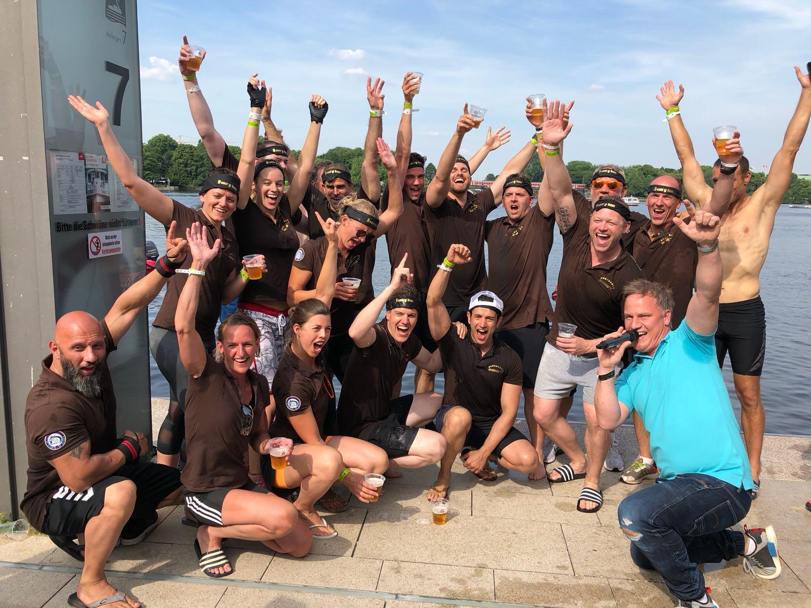 Drachenbootrennen B-East-Y-Boys