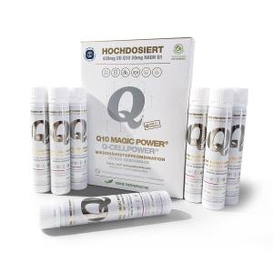 Q10 Magic Power Q-Cellpower Mikronährstoffkombination